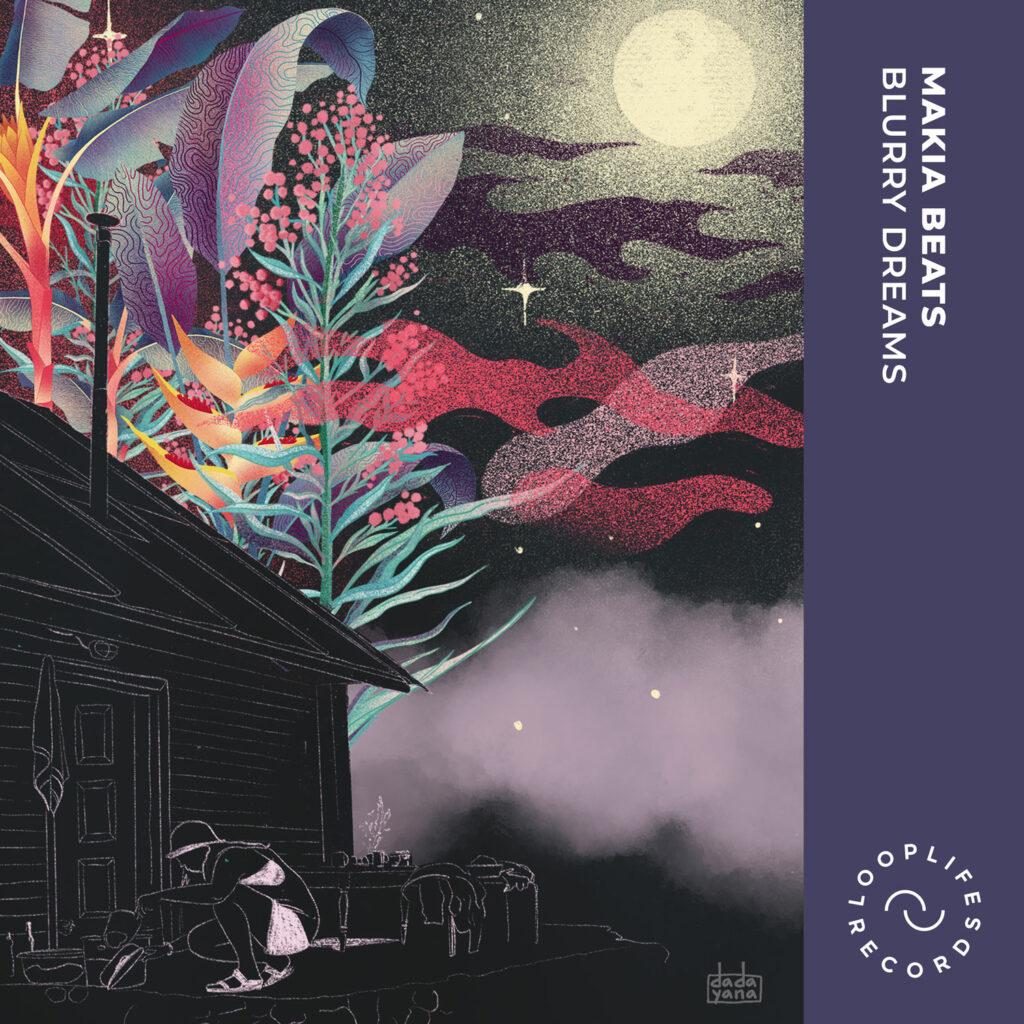 Cover - Makia Beats